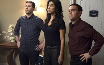 Fans react powerfully to Brooklyn Nine-Nine star's essay on bisexuality