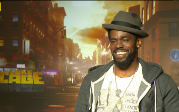 Luke Cage star on what makes the perfect comic book villain and Season 2 of the hit show
