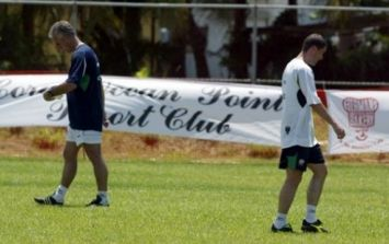 """Roy Keane shares new details on Saipan: """"I actually left people off lightly"""""""