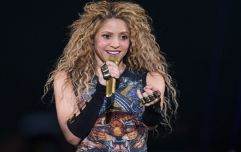Shakira stops selling tour necklace because it resembles a nazi symbol