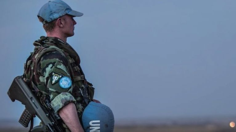 WATCH: Stirring tribute video marks 60 years of Irish peacekeeping around the world