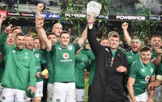 Australian commentator makes incredibly bizarre remark about Ireland during today's match
