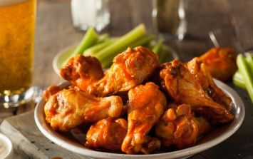 Get ready because a chicken wing festival is coming to Bray