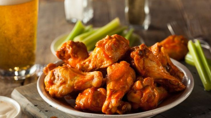 Here's where you can get 2-for-1 chicken wings in Dublin and Cork on International Chicken Wing Day