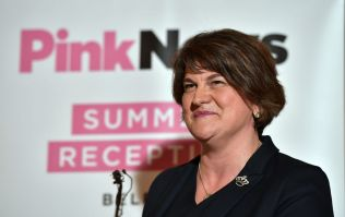 DUP leader Arlene Foster says 'Everyone is equal', while remaining opposed to same-sex marriage