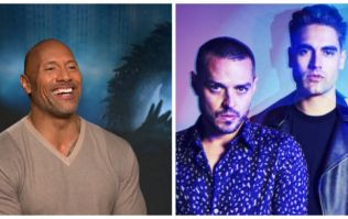 The Rock announces Jumanji sequel on Twitter, and somehow ends up in a feud with Busted