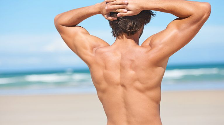Irish nudists are calling for more nude beaches