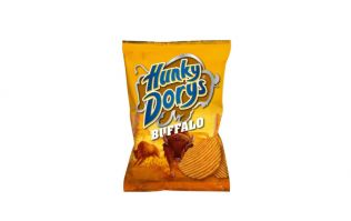 If you've ever wondered what Buffalo-flavoured Hunky Dorys are made of, we have the answer