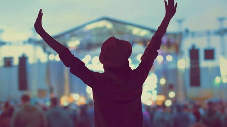 Millionaire looking for someone to go to festivals with him and the job pays €5,500 per gig