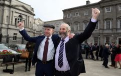"""Michael Healy-Rae is writing a book on """"the biggest regret of his life"""""""