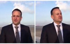 "WATCH: ""Aahh, jayzus!"" - Here is a year's worth of bloopers from Leo Varadkar's weekly videos"