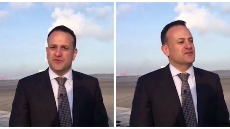 """WATCH: """"Aahh, jayzus!"""" - Here is a year's worth of bloopers from Leo Varadkar's weekly videos"""