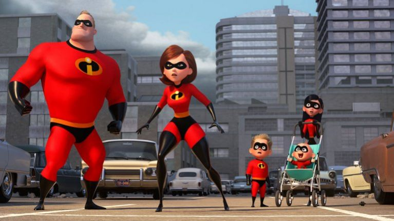 """""""Where's the 'The'?"""" - We asked the Incredibles 2 team about the title change"""