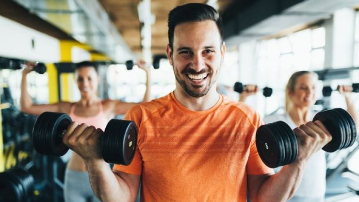 New study suggests that lifting weights has a positive effect on your stress levels