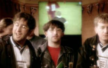 WATCH: England fans tricked into singing 'Tiocfaidh Ár Lá' instead of 'Three Lions'