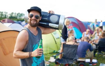 Five excruciating people you're guaranteed to meet at a music festival