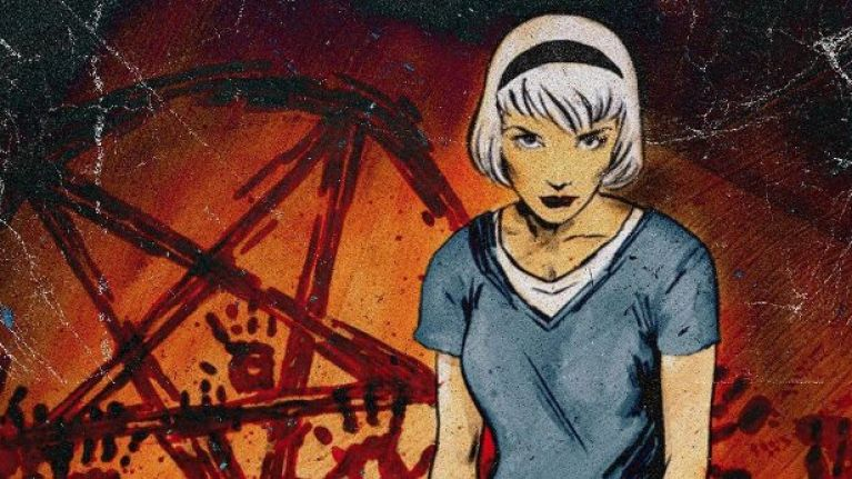 The first teasers for Netflix's Sabrina the Teenage Witch