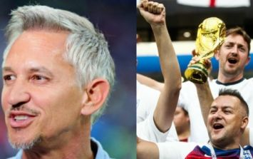 Gary Lineker's take on 'It's Coming Home' has sparked a debate about English arrogance