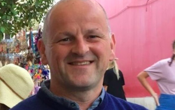 Sean Cox has regained consciousness after three months in a coma