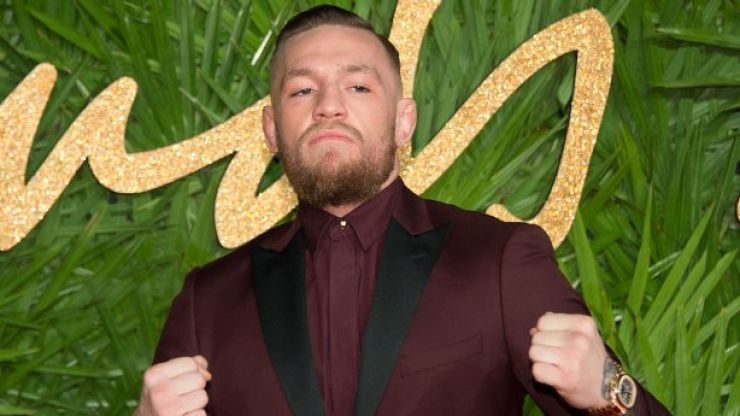 Conor McGregor hit Longitude for his 30th birthday and was mobbed by fans