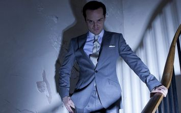 """EXCLUSIVE: Andrew Scott talks about the """"top secret"""" roles he's got coming up"""