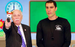 There was a very strong reaction to the first episode of Sacha Baron Cohen's new show, Who Is America?