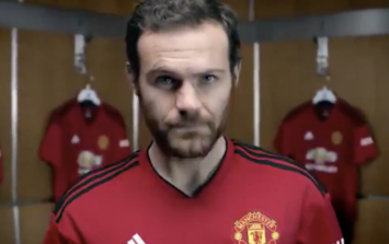 OFFICIAL: Manchester United have unveiled their new home jersey
