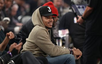 No album this week, but instead Chance the Rapper releases four brand new songs