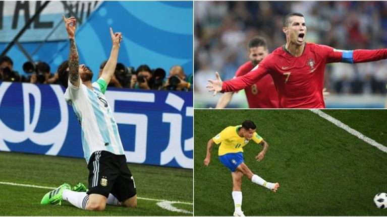 The  Best Goals From The  Fifa World Cup