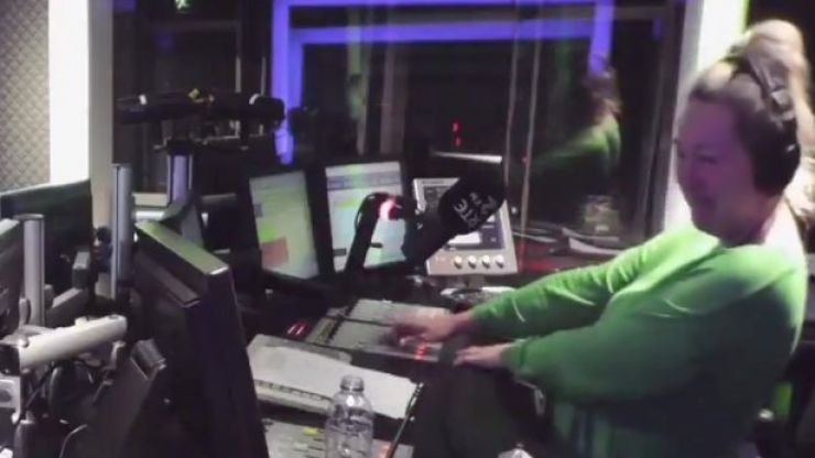 WATCH: This might be the best (and most inappropriate) quiz answer ever given on Irish radio
