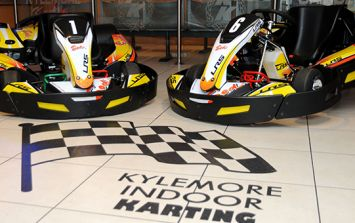 COMPETITION: Win an amazing karting experience for 10 at Kylemore Karting