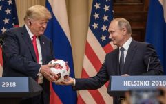 After Helsinki, you'd have to be a conspiracy theorist to believe Putin doesn't have something on Trump