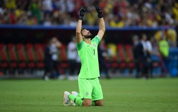 Great news for Liverpool fans as Roma release statement on Alisson