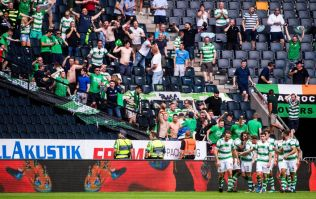WATCH: Shamrock Rovers fans celebrate crucial Europa League qualifier goal
