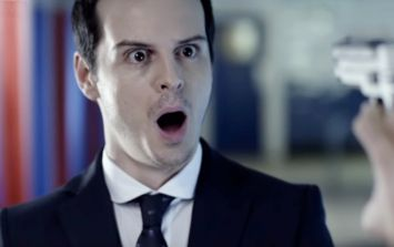 The Big Reviewski #27 with the nicest bad guy in the world, Andrew Scott