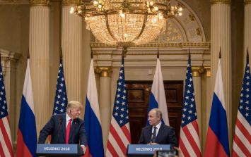 Donald Trump has invited Vladimir Putin to the White House