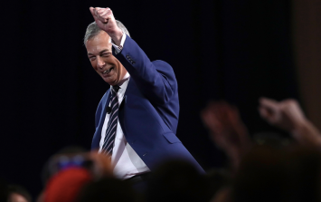 "Nigel Farage threatens he has ""no choice"" other than to return as UKIP leader"