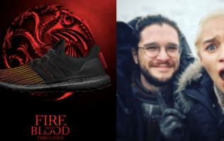 Adidas look set to launch Game of Thrones-inspired runners and they're very tidy