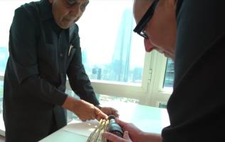 The man with the world's longest fingernails has got them cut