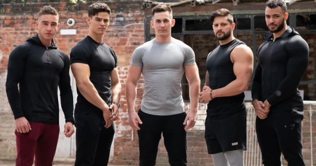 Gymshark are coming to dublin and opening a pop up store