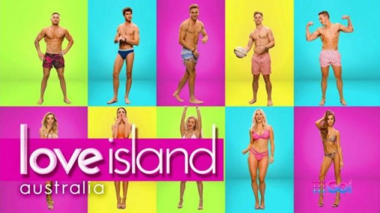 Love Island Australia is coming to Irish television