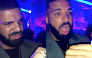 A scene by scene analysis of Drake's reaction to a simple magic trick