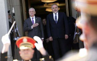 Israeli Defence Minister calls to shut down Israeli embassy in Dublin