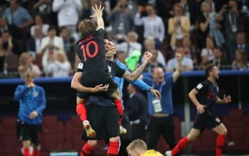 The JOE World Cup Minipod #21 featuring Croatian shithousery, England choking on Roy's words and France's redemption