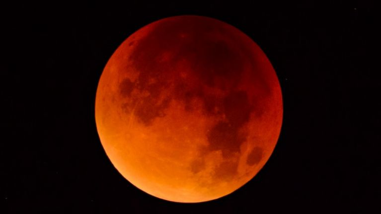 blood moon eclipse ireland - photo #14