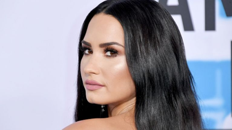 """Demi Lovato is """"awake and talking"""" after being admitted to hospital for an apparent overdose"""