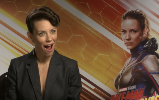 Evangeline Lilly on kicking ass as The Wasp and REALLY wanting a personal tour guide around Ireland