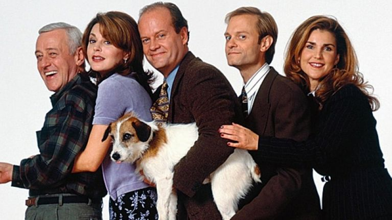 Frasier might be rebooted as Kelsey Grammer is looking at ways of bringing back the iconic show