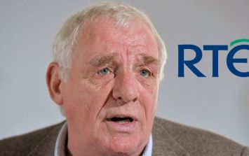 Eamon Dunphy sticks the knife into RTE as he fires a parting shot at the broadcaster