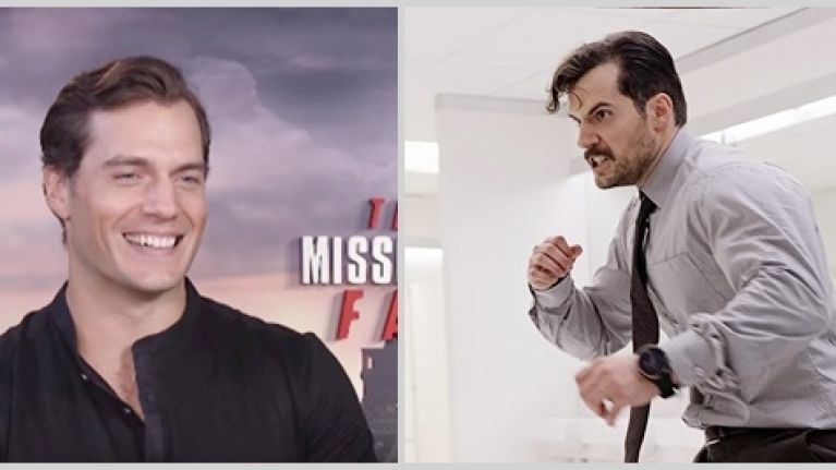 The Big Reviewski #28 with Mission: Impossible - Fallout star Henry Cavill & Henry Cavill's arms